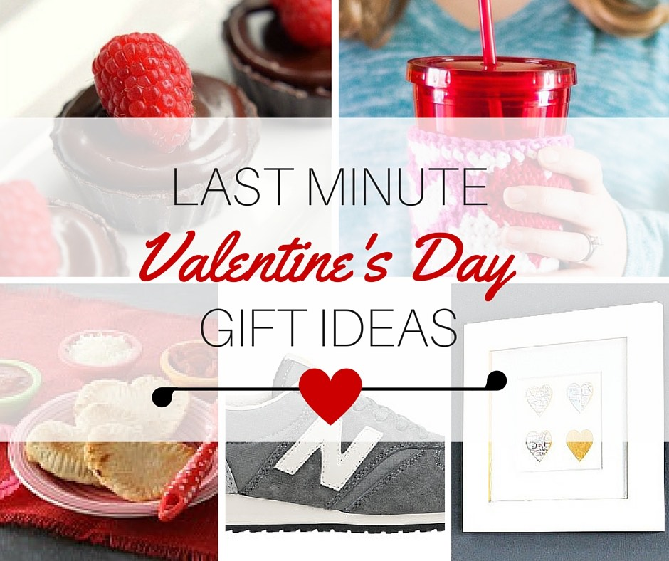 Last Minute Valentines Day Gift Ideas That Will Rock Your