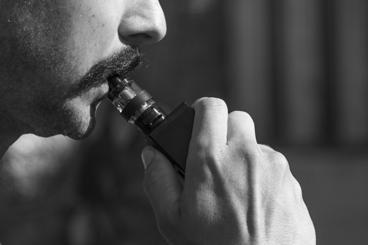 E-Zigarette entwöhnung