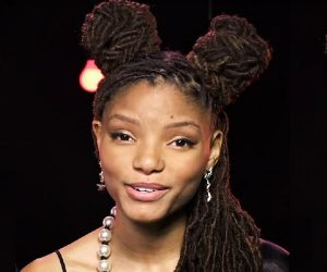 "Halle Bailey Will Head Under The Sea For ""The Little Mermaid""! 6"