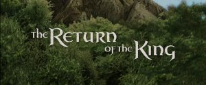"""The Lord Of The Rings: The Return Of The King"" Review! 3"