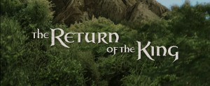 """The Lord Of The Rings: The Return Of The King"" Review! 2"