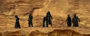Sith Knights from Star Wars