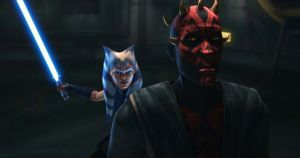 Clone Wars Darth Maul