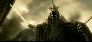 Lord Of The Rings Witch King