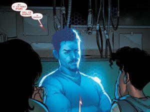 Ironheart Tony Stark
