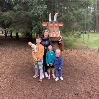 Review of visiting Cannock Chase and Gruffalo Trail