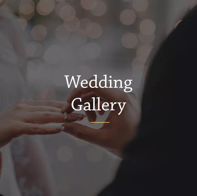 Put a ring on it, wedding ceramony