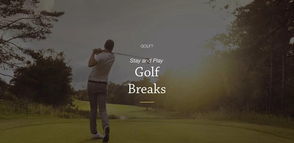 xGolf Breaks