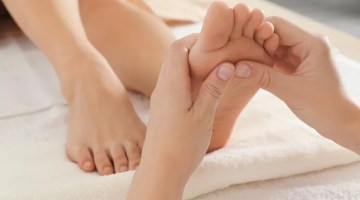 The Wiltshire - Foot massage