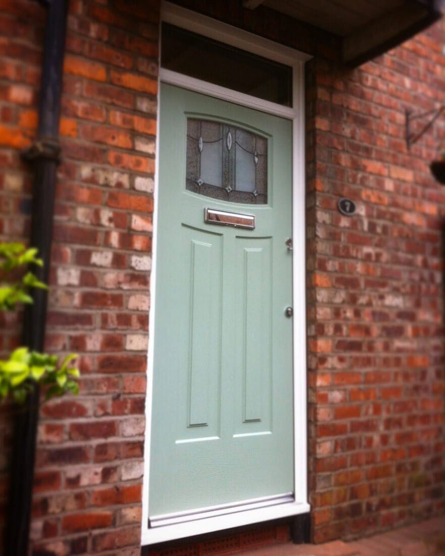 Chartwell Green 1930s style Solidor