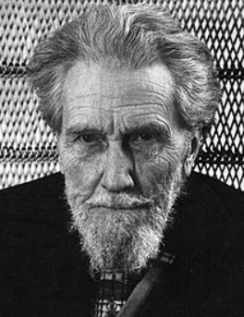 Photo of Ezra Pound