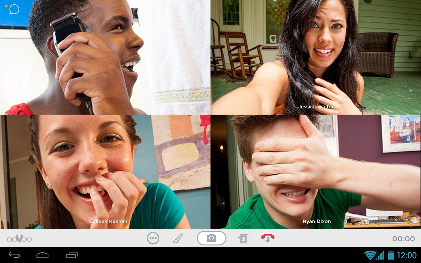 Oovoo 4. 2. 1 download for android apk free.