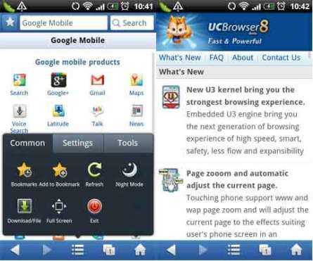 UC Browser APK Cracked