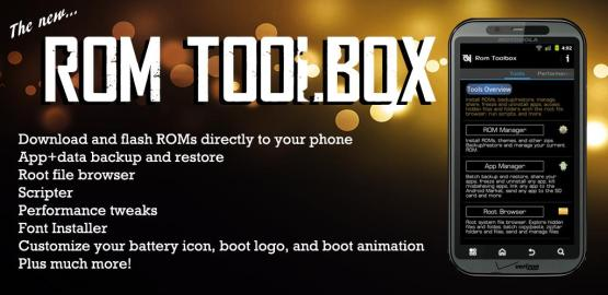 Rom Toolbox Pro Apk Latest 6.0.6.5 Free Android