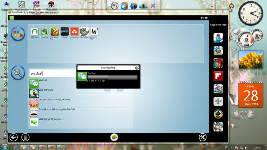 WeChat for PC Full Version Windows XP, 7, 8, 8.1