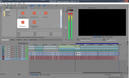 Sony Vegas pro 12 Free Download Full Version