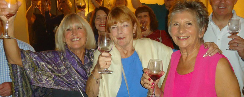 Carcassonne trip - Clubs Wro