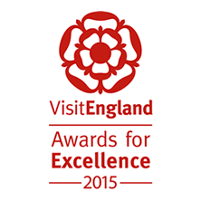 Visit England Awards for Excellence 2015