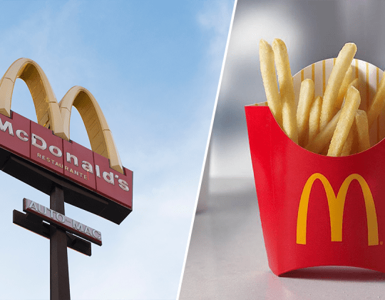 McDonald's Is Giving Away Free Fries Today In Yorkshire – Here's How To Get Them