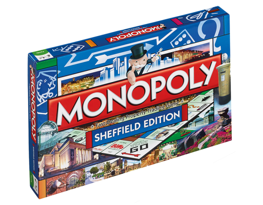 Doncaster Is Officially Getting Its Own Version of Monopoly