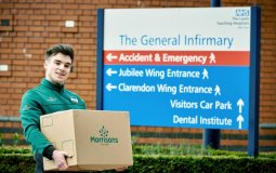 Morrisons Has Launched Special Food Boxes For NHS Workers