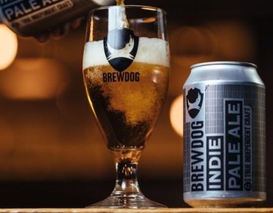Brewdog Is Giving Away Free Beers To Celebrate The End Of Lockdown