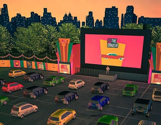 A Brilliant Drive-In Cinema Is Coming To Leeds This Summer