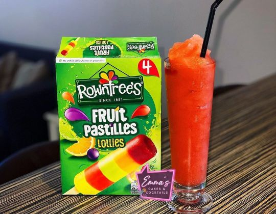 Fruit Pastille Cocktails Are Now A Thing – And They're The Perfect Easter Weekend Treat