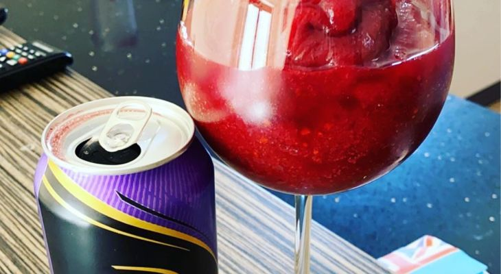 This Strongbow Dark Fruits Cocktail Is The Perfect Weekend Treat