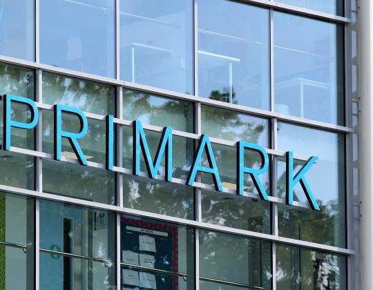 Huge Queues At Primark As Stores Re-Open For The First Time In Months