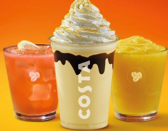 Costa Has Released A New Crunchie-Themed Menu And It Sounds Incredible