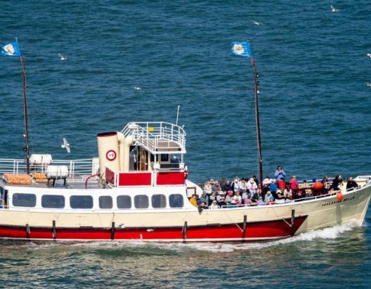 Bridlington's Historic Pleasure Boat Will Not Sail For The First Time In 73 Years