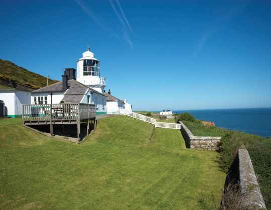 You Can Now Stay In A Whitby Lighthouse With Spectacular Sea Views