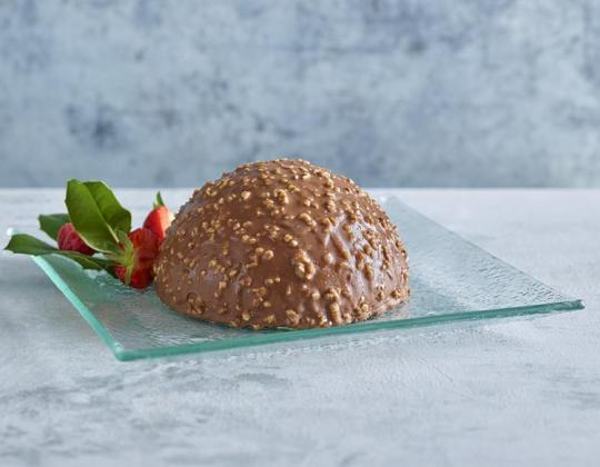 Aldi Is Selling A Giant Ferrero Rocher As Part Of Its Christmas Range