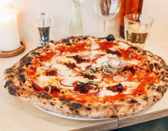 Is This Neapolitan Pizza The Best Pizza In The Whole Of Yorkshire?