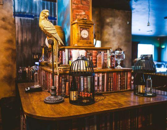 A Harry Potter-Themed Wizard's Tearoom Has Opened In Sheffield