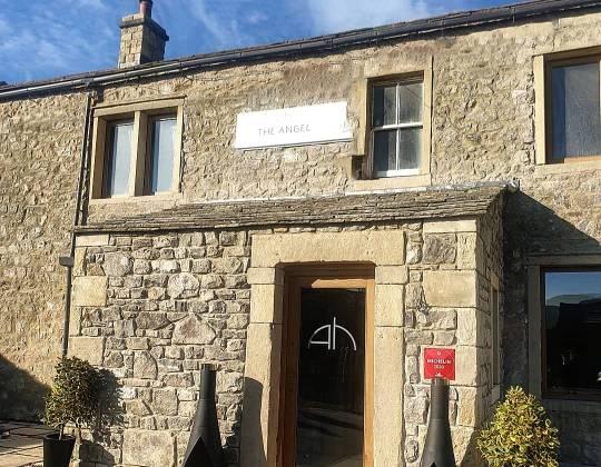 Yorkshire Dales Restaurant Wins Prestigious Cesar Award 'Inn of the Year'