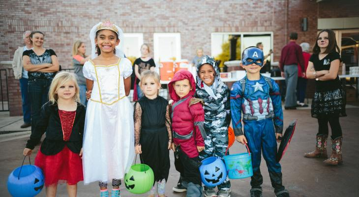 Trick Or Treating Banned In 'Local Lockdown' Areas As Cases Surge
