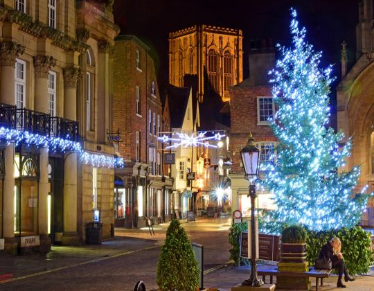 York's Christmas Market Cancelled Due To Safety Concerns