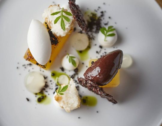 One Of Yorkshire's Finest Michelin Star Restaurants Has Created An 'At Home' Experience