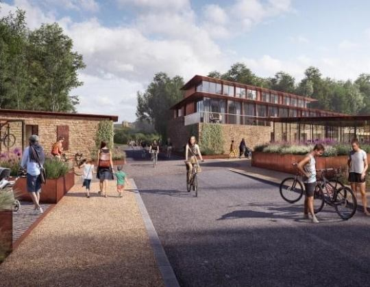 Eco-Friendly Family Resort With 400 Lodges And Spa Plans Unveiled In Yorkshire