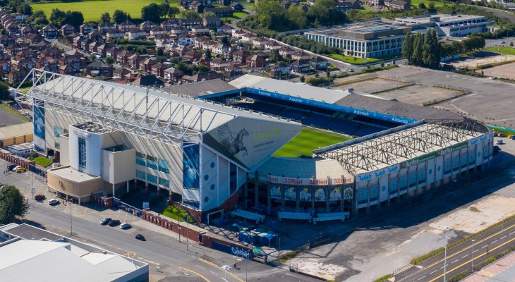 Leeds United's Elland Road Mass COVID Vaccination Centre To Open This February