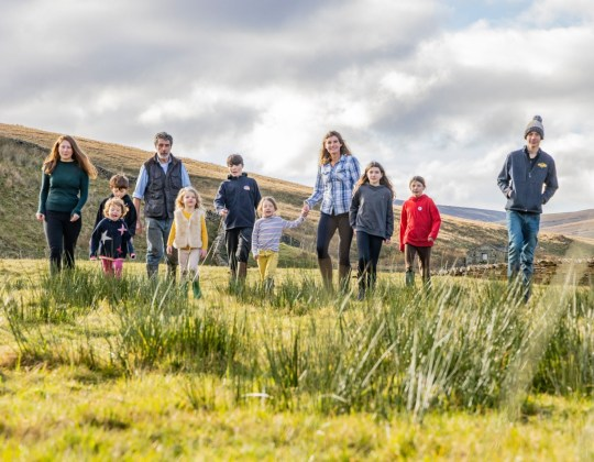 An 'Our Yorkshire Farm' Special Airs Tonight On Channel 5