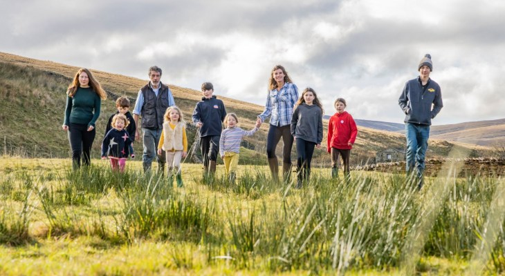 Channel 5's 'Our Yorkshire Farm' Family Are Moving Away From Ravenseat Farm