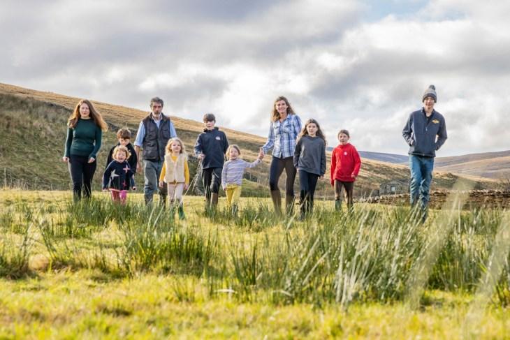 Our Yorkshire Farm Series 4
