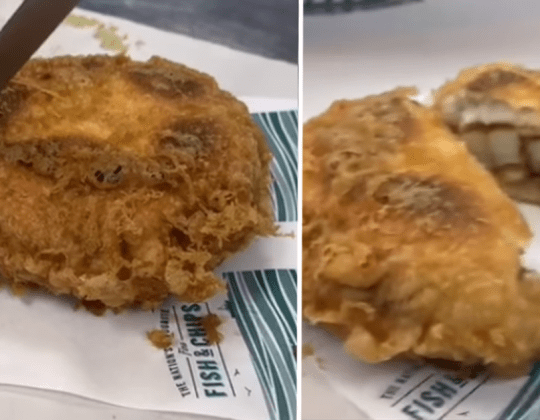 This Chippy Has Created Deep-Fried Battered Chip Butties And They're Absolutely Genius