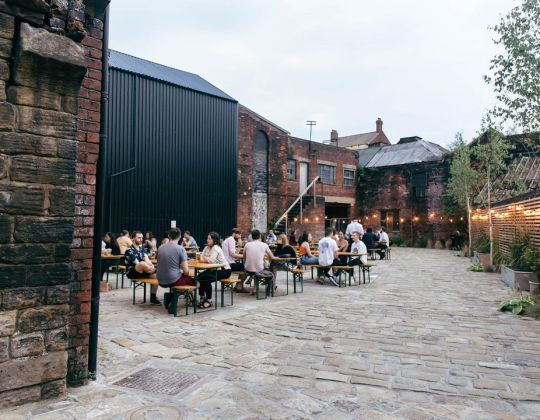 12 Of The Best Beer Gardens In Sheffield To Get Merry This Summer