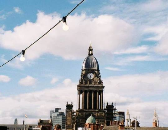 This Leeds Rooftop Bar With Amazing Views Can Only Be Accessed With A Secret Pass Code