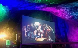 A Magical Pop-Up Cinema Is Coming To A Peak District Cave This Summer