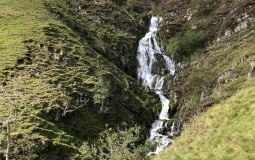 This Yorkshire Dales Waterfall Is The Highest Cascading Waterfall In England